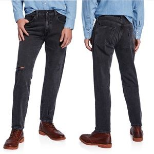 Levi's Made &Crafted 502 Regular-Fit Tapered Jeans
